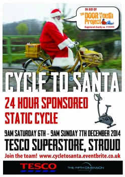 Cycle to Santa