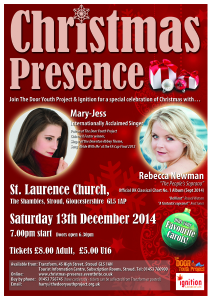 Christmas Presence poster 01