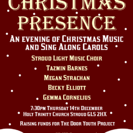 Charity Christmas Concert: Christmas Presence Returns to Stroud
