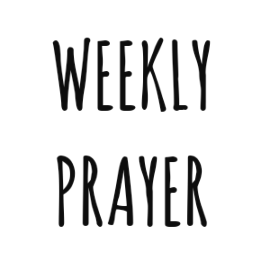 Weekly Prayer Mail