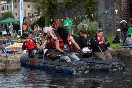 Raft Race 2019 – Results