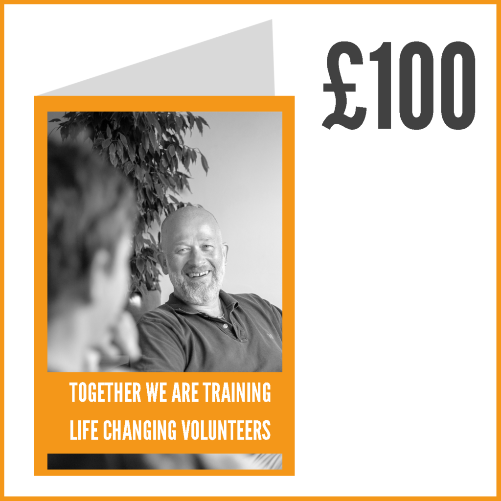 Together We Are Training Life Changing Volunteers