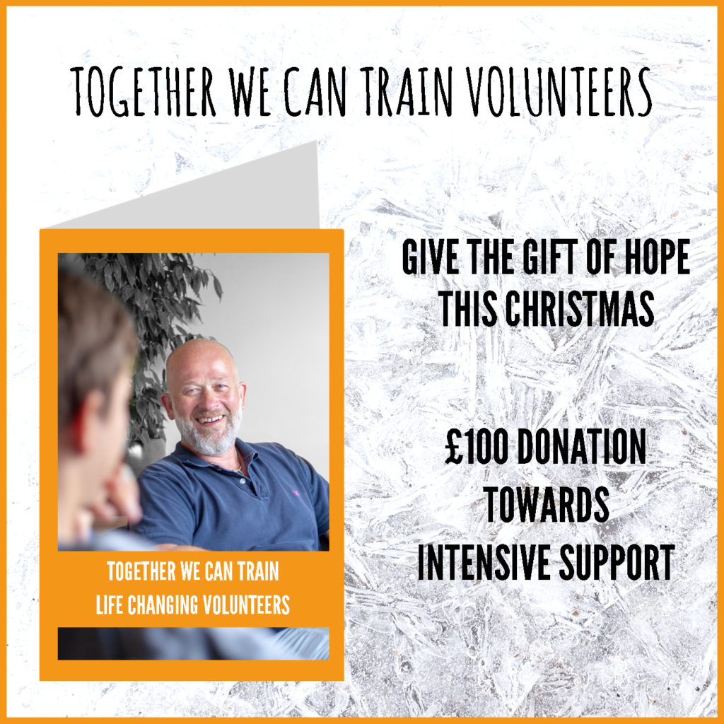 Together We Can Train Volunteers