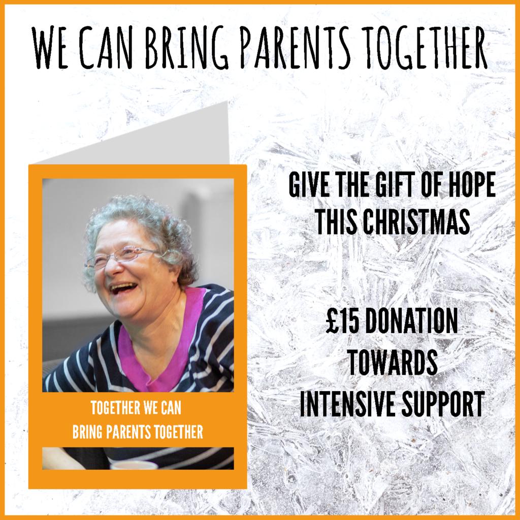 Together We Can Bring Parents Together