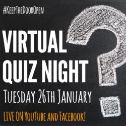 January 2021 Quiz Night