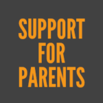 support for parents and families