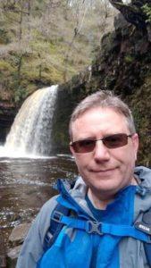 Steve by waterfall 100kinmay