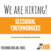 We are Hiring! – Sessional Youthworkers